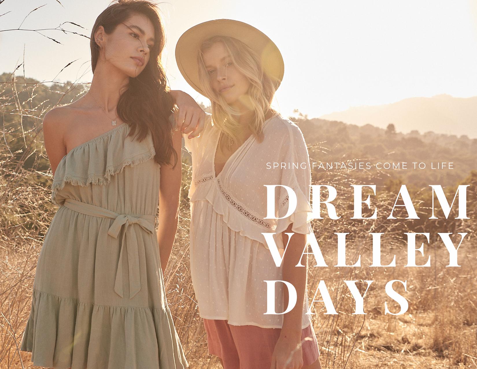 '21SS Dream Valley Days