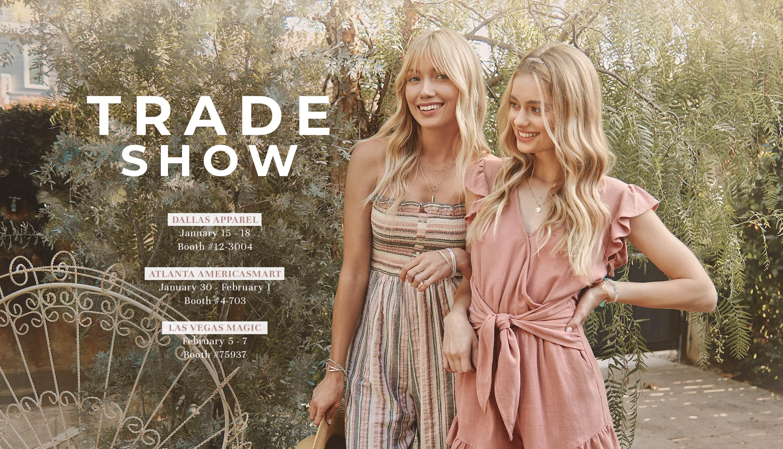 Trade show Info