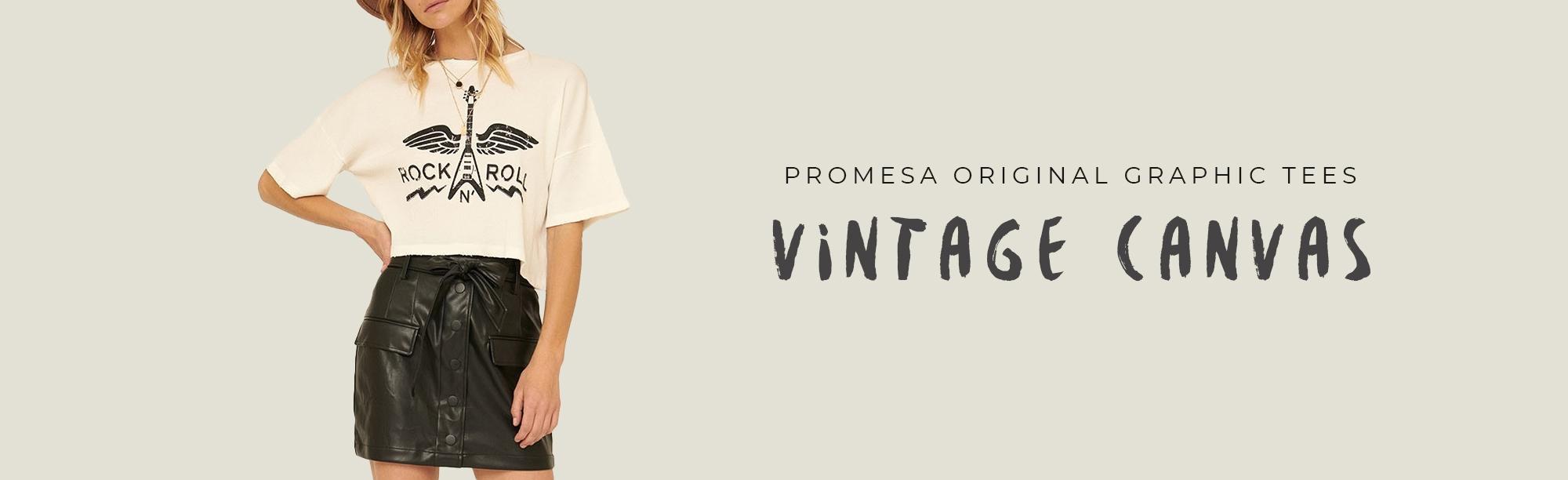 Promesa Original Graphic Tees