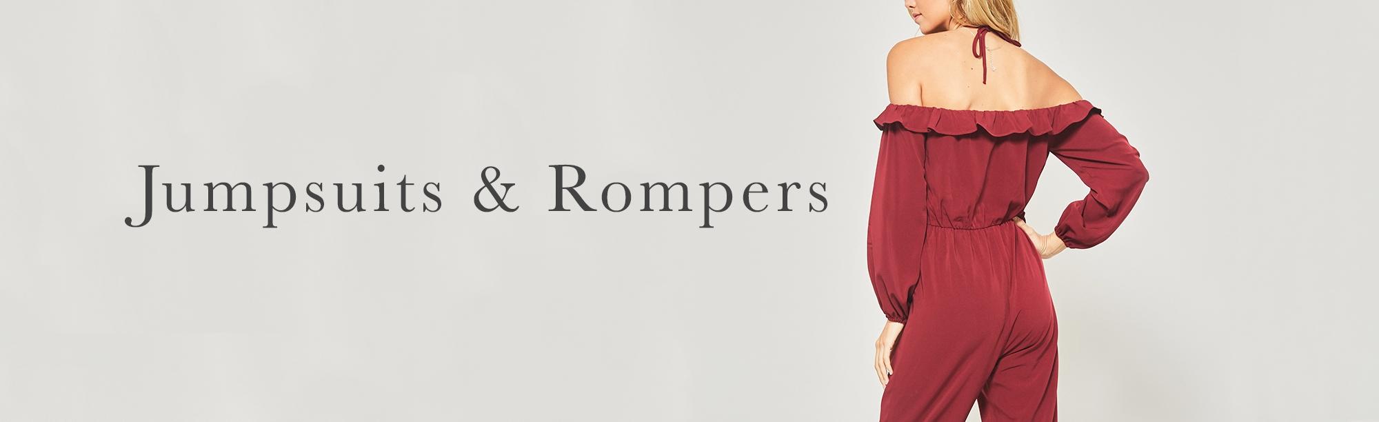 Jumpsuit & Romper