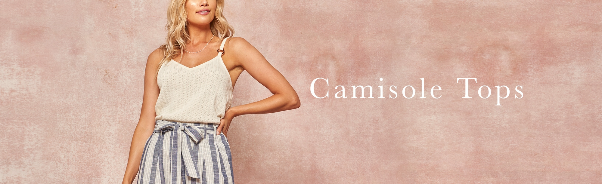 Camisole Tops