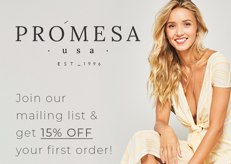 Subscribe to our mailing list and get 15% off your first order!